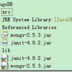 【MongoDB for Java】Java操作MongoDB