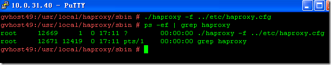 haproxy-qidong